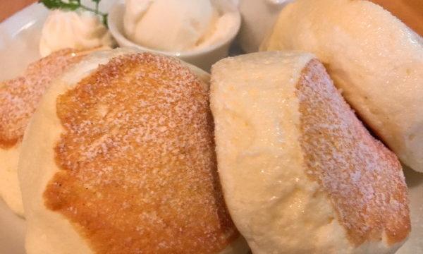 ドレモルタオのパンケーキ