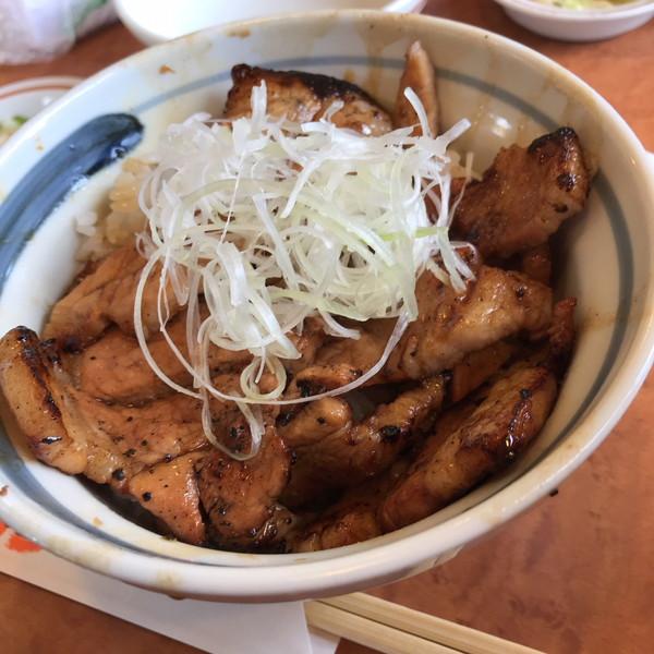 いっぴんの豚丼