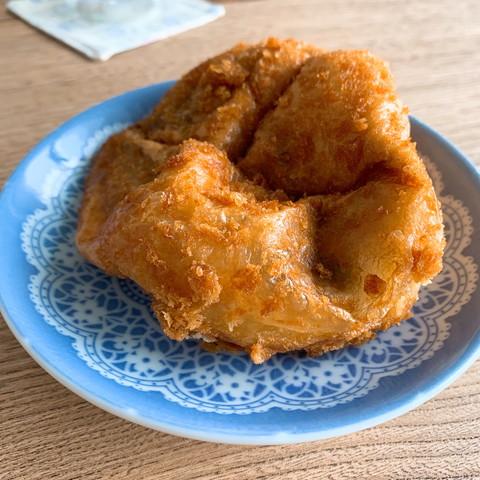サクサクカレーパン