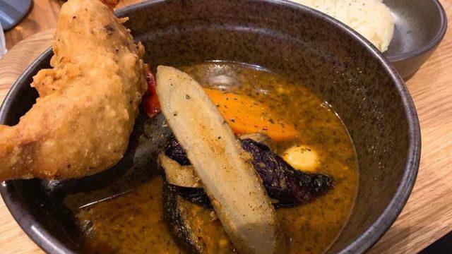 ピカンティのスープカレー