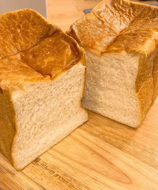 乃木坂な妻たちの食パン