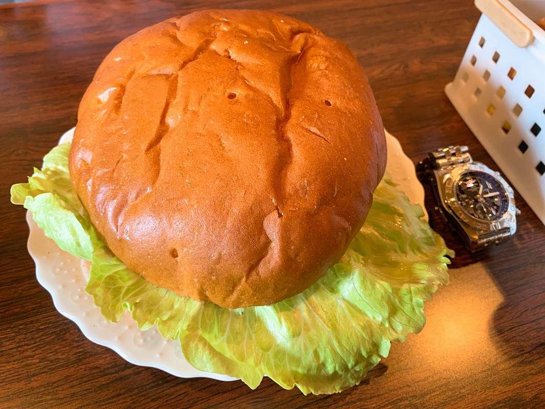 デノーズの米軍バーガー