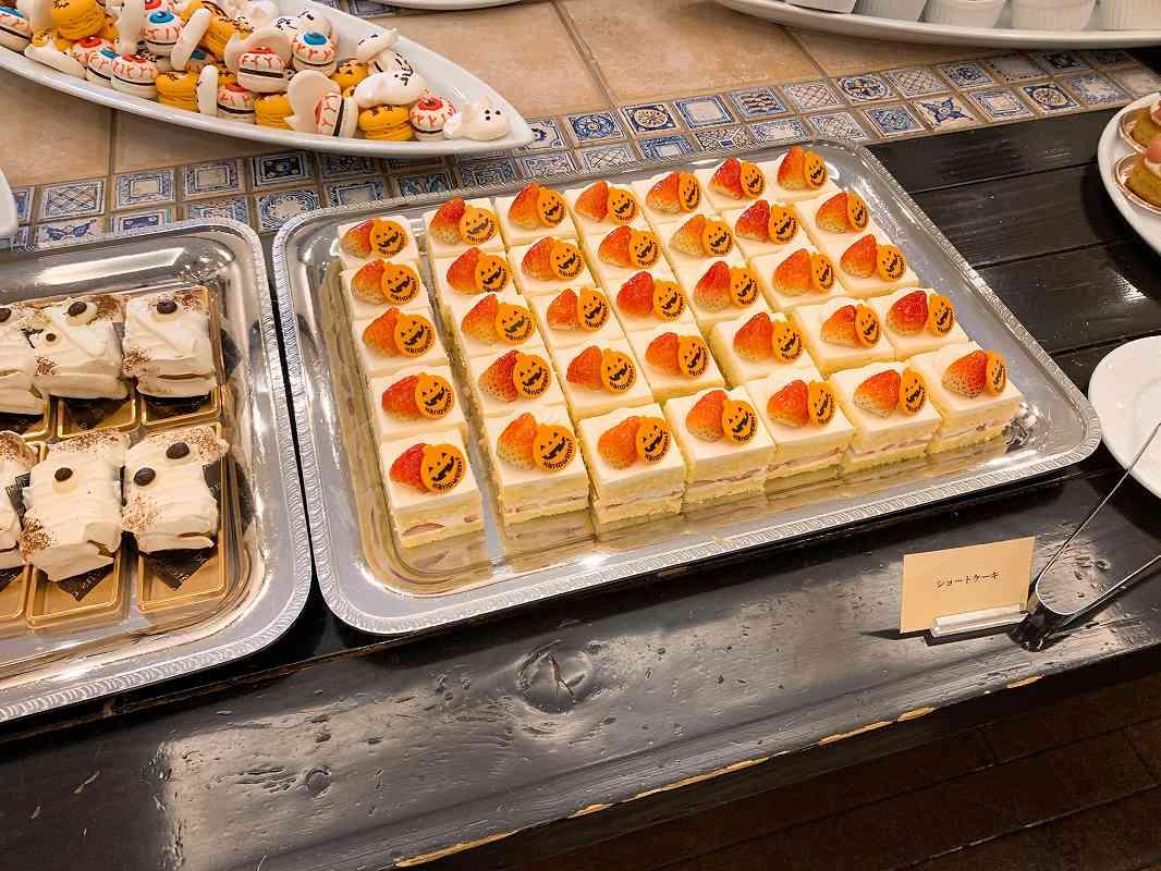 ルタオのショートケーキ