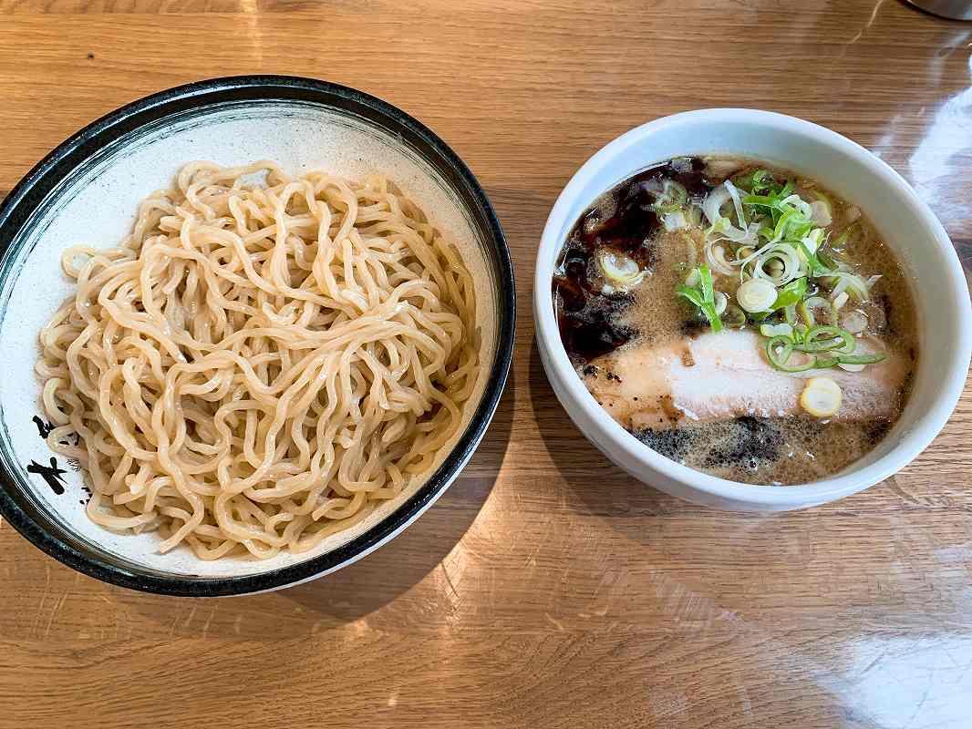 木蓮の札幌みそつけ麺