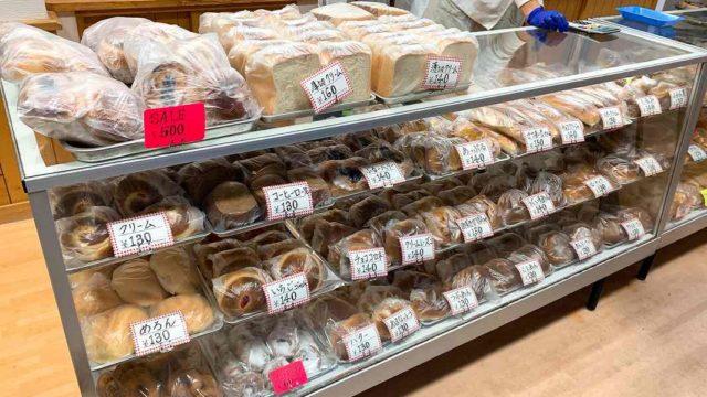 亀十のパン